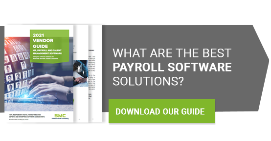 Payroll Software Solutions Guide CTA