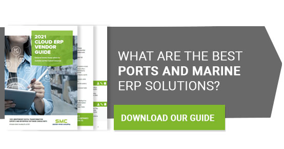 What are the best Ports and Marine ERP Solutions